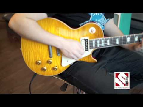"Gibson Les Paul '59 Reissue CC #4 ""Sandy"""