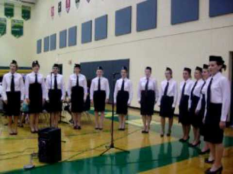 Boogie Woogie Bugle Boy- West Union High School