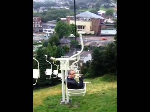 Dudley Castle chairlift