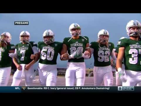 Wyoming Cowboys - Eastern Michigan Eagles/23.09.2016