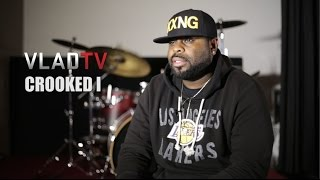 Crooked I Recalls Benzino Calling Out Eminem For Racist Track