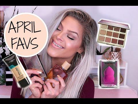 April Favorites ! | Valerie Pac
