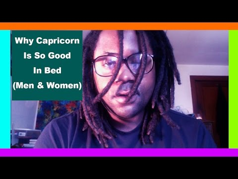Why Capricorn Men & Capricorn Women Are So Good In Bed