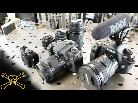 YouTube Camera Gear