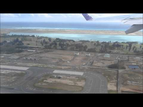 Honolulu to Seattle on Hawaiian Airlines 22, February 13, 2015