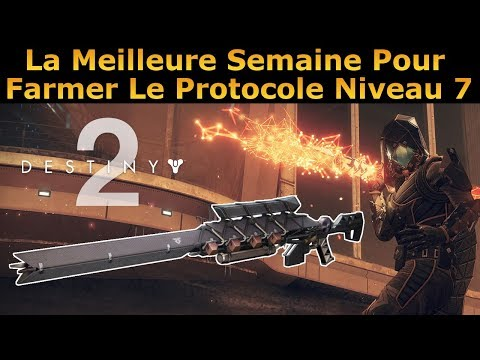 Destiny 2 : 3 Bonnes Raisons de Farmer le Protocole cette Semaine ! thumbnail