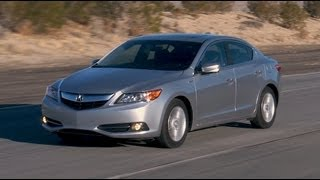 Acura ILX Goes Back to the Basics - Wide Open Throttle Episode 13
