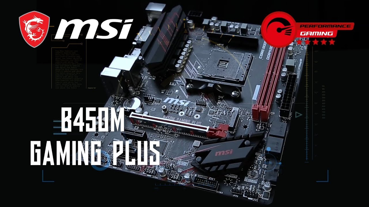 Image result for Msi B450M Gaming Plus