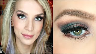 New Years Eve Party Time Makeup Tutorial! Thumbnail