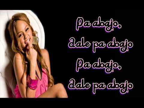 Drop it Low- Kat Deluna Lyrics