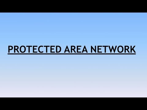 Environment and Ecology Lecture 10- Protected Area Network