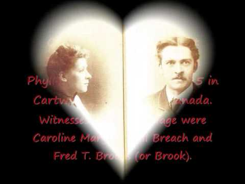 MY BREACH FAMILY   A BRIEF HISTORY  by Bonnie Breach Conrad Dunn