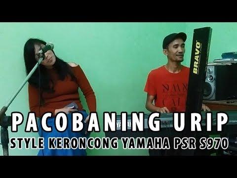 Keroncong Pacobaning Urip style Yamaha PSR
