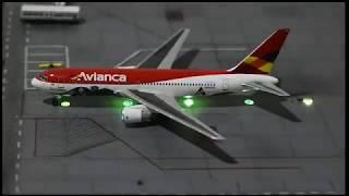 Video Aeropuerto a escala 1:400 Colombia. download MP3, 3GP, MP4, WEBM, AVI, FLV Agustus 2018