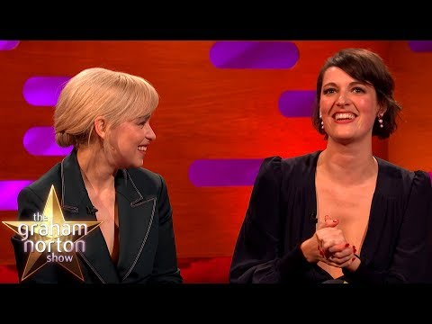 Phoebe Waller-Bridge Thought A Star Wars Droid Was A Human   The Graham Norton Show