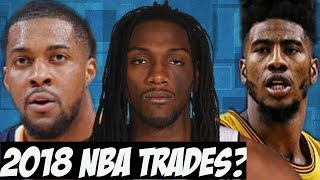 Under The Radar NBA Players Who Could Be Traded in 2017 - 2018