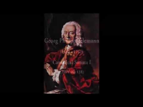 Telemann - Canonical Sonata I