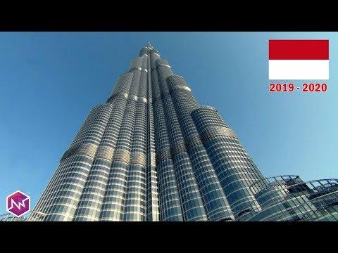 Gedung Ini Bakal Jadi Gedung Tertinggi Di Indonesia 2019 Hingga 2020