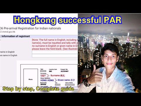 hongkong-visa-for-indians-|-how-to-get-pre-arrival-registration-(par).