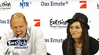 Stefan Raab und Lena - Entertainment pur