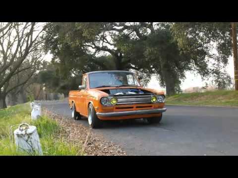 70 Datsun 521