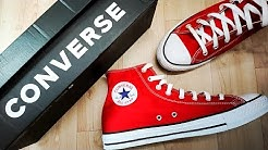 Best shoes under Rs 1500? | Converse All Star Chuck Taylor | India Unboxing & Review in Hindi