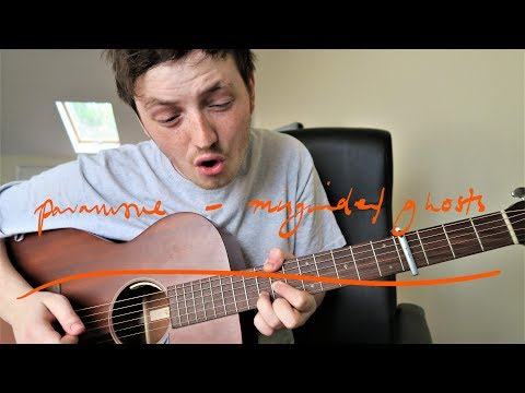 paramore - misguided ghosts cover by lewis watson x