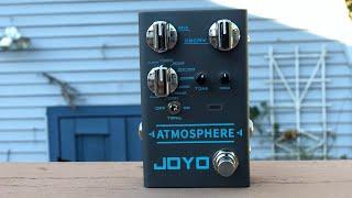 The Joyo Atmosphere Reverb! (Presented by AJL music)