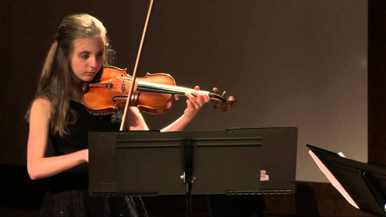 Halvorsen: Passacaglia in G minor for Violin and Viola
