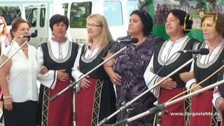 Тракийски събор в с. Буховци - Фисекът пее