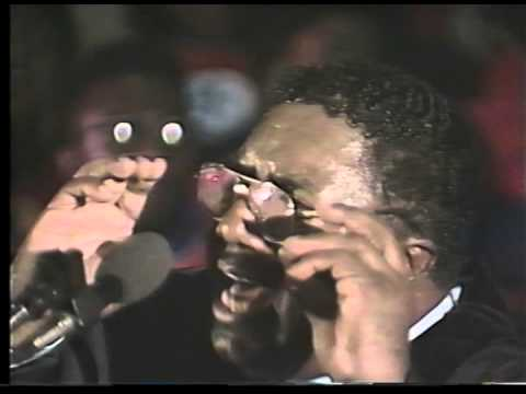 Rev. Benjamin Cone, Jr. & the Mississippi Mass Choir - He Touched Me