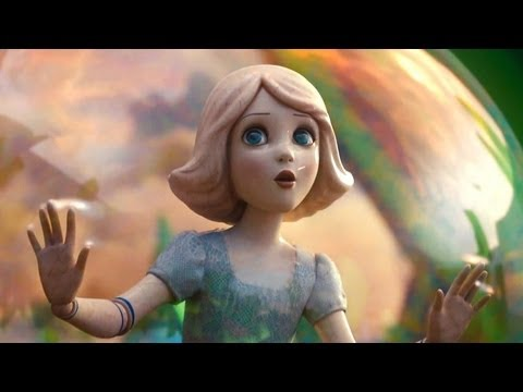 Oz The Great and Powerful Movie Clip # 1