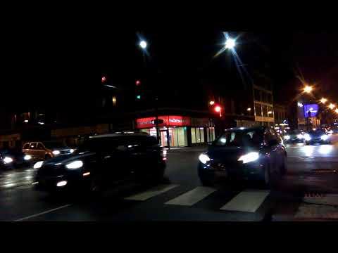 Devon Sheridan Broadway intersection 1/11/2018