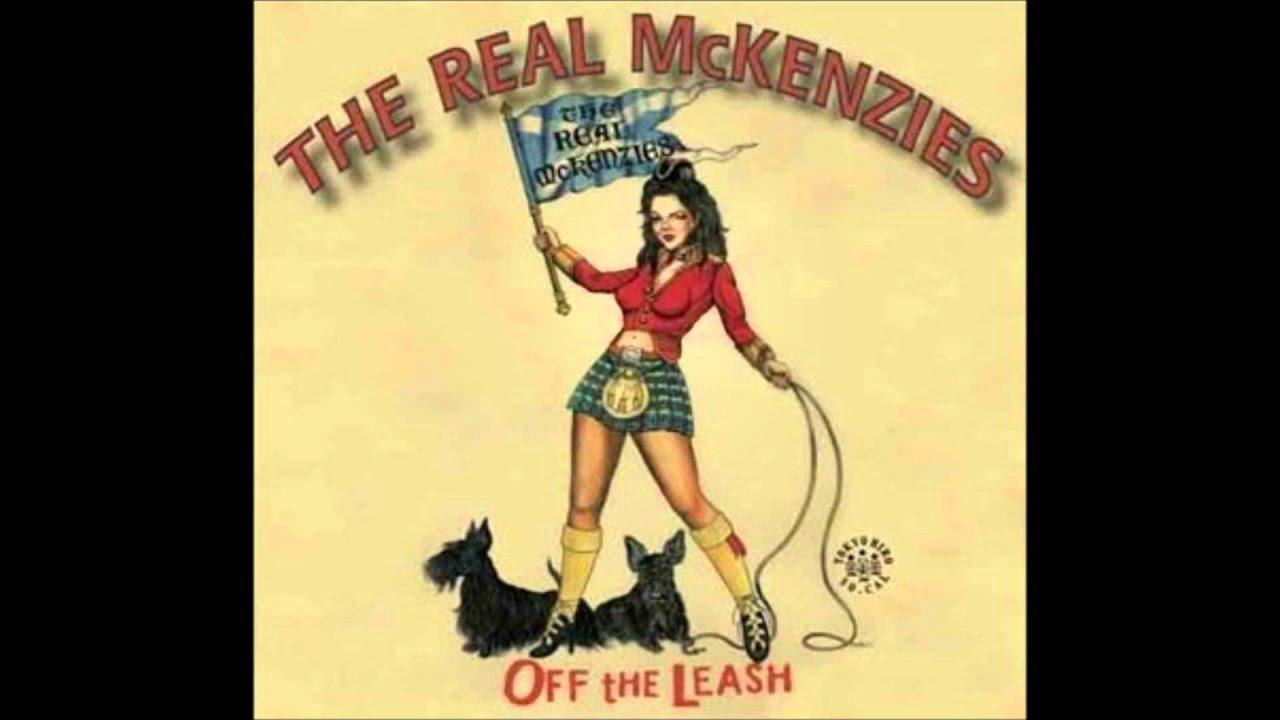 The Real McKenzies - 10,000 Shots