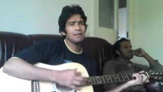 ami tomar chokher kalo chai by mehedi (original- Rupam Islam-Fossils Band)