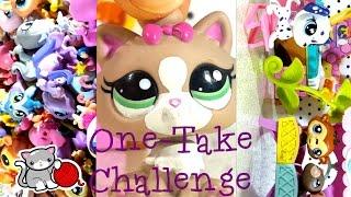 Minişler: Uyumak İstemiyorum (One-Take Challenge) | LPSEM miniş videoları