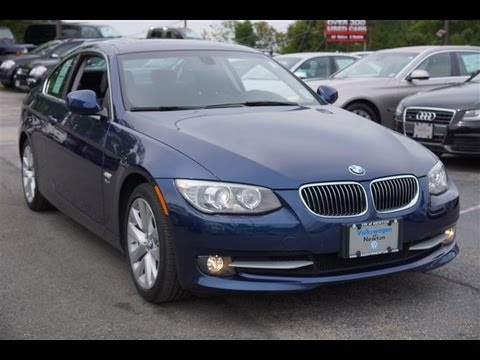 2011 bmw 3 series 328i x drive coupe youtube. Black Bedroom Furniture Sets. Home Design Ideas