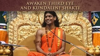 Awaken Third Eye & Kundalini Shakti through eN Kriya (Nithyananda Satsang 20 Feb 2011)