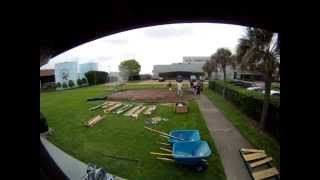 Coast Guard Air Station Houston Playground Build