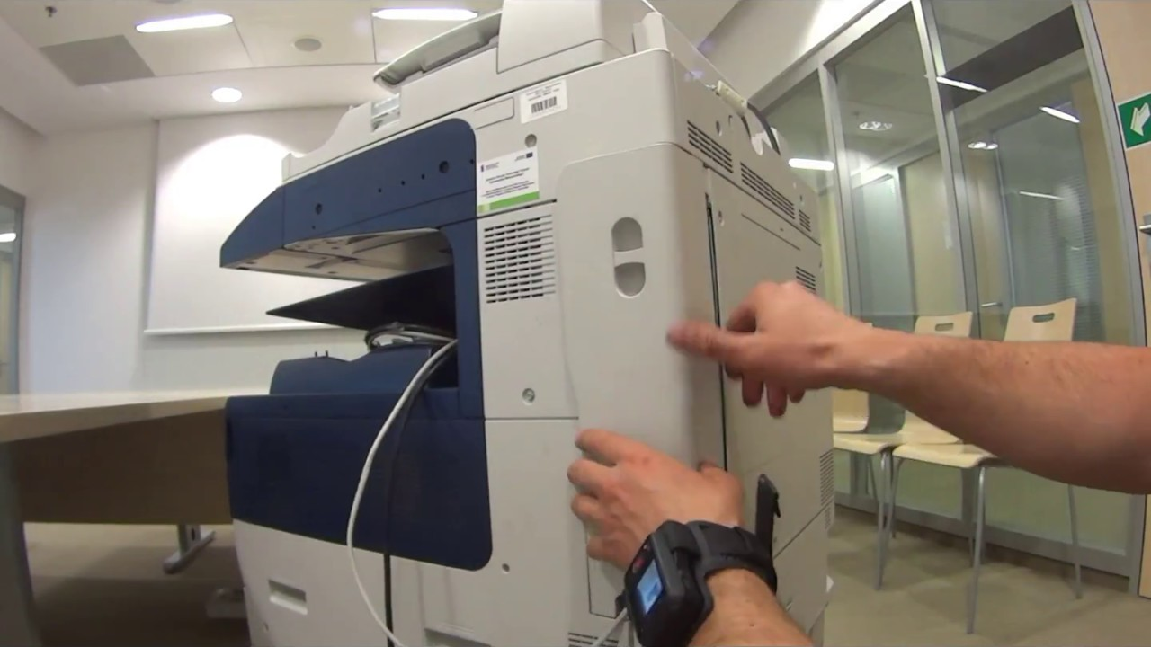 XEROX WorkCentre 7830 7835 7845 7855 fuser error 310 330 00
