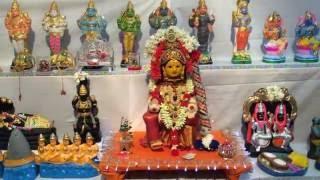 NAVARATHIRI GOLU 2016 AT VAJBAYE BALU IYER HOME,TIRUCHENDUR