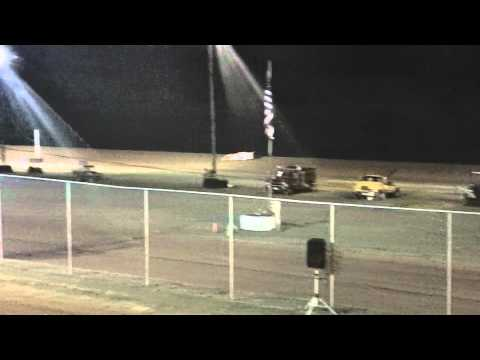 Bub McCool Qualifying at North Alabama Speedway 2012 WoO Race
