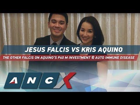 ANCXclusive: Jesus Falcis vs Kris Aquino