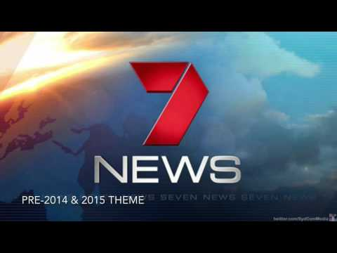 2 Years of Seven News Themes (2014-2016)