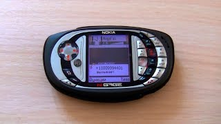 Nokia N-Gage Incoming Call