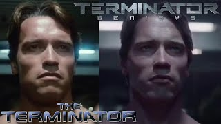"""Nice Night For A Walk"" The Terminator (1984) vs Terminator Genisys (2015)"