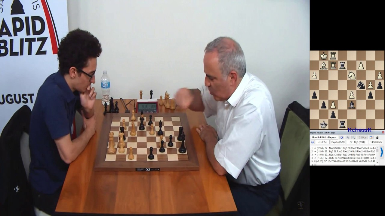 Garry Kasparov Chess Masterclass Review- Endgames