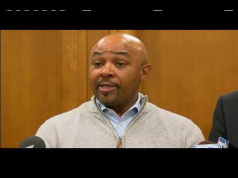 Milwaukee Mayor Tom Barrett Addresses Media On Death Of City Inspector