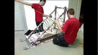 Troop 45 Klondike Sled Build
