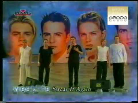 Westlife   Swear It Again Kuala Lumpur 2000